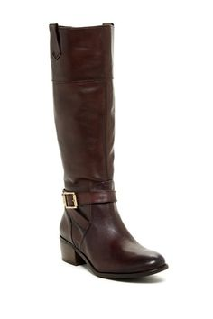 Beatrix Leather Boot by Arturo Chiang on @HauteLook.