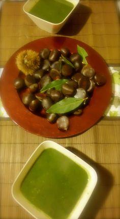 La zuppa di Shrek con patate ed erbe coste - Shrek soup with beets & potatoes  (vegan)