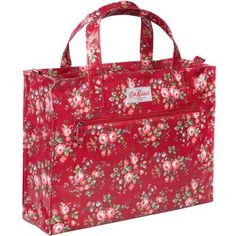 Chelsea Rose Carry All Bag ~ Cath Kidston