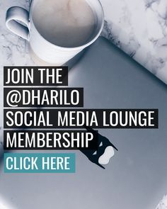 The DhariLo Social Media Lounge Membership Content Marketing, Social Media Marketing, Digital Marketing, Social Media Topics, Tired Of Trying, Growth Hacking, Master Class, Along The Way, Wasting Time