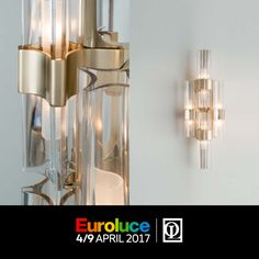 Euroluce 2017 EXCLUSIVE Brochure Available Now: officina-luce.com/euroluce-2017/ #Officinaluce #Euroluce2017