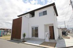 「外観 シンプル 四角い 白い家」の画像検索結果