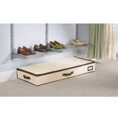 Rubbermaid Under-Bed Storage Box - Walmart.com