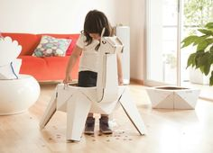 Animal themed products for a kids room - very cool finds