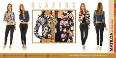 #Blazers #Matildabytruelove #AutumnCollection #BlackFriday2015 #autumn #Fashion #Retail #moda #fashionista #outfit #trendy #woman #weekendstyle #shop #shopmatilda http://ift.tt/1Hb07Sq http://ift.tt/1MDtyLA