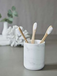 Embrace Scandi style and create your very own Nordic spa at home with our minimalist bathroom accessories and bathroom ornaments Best Toothpaste, Bathroom Ornaments, Bathroom Spa, Marble Effect, Minimalist Bathroom, Scandi Style, Slow Living, Porcelain Vase, Soft Furnishings