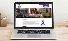 It's been 3 years since we created the charity fundraising website, The Voice for Epilepsy. Contact us for a free quote.