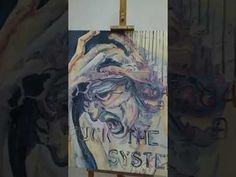 #Sistem - YouTube Museum, Make It Yourself, Youtube, Painting, Painting Art, Paintings, Painted Canvas, Museums, Youtubers
