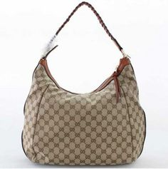 Gucci Hobo Bag Jockey medium hobo 211966 $183 | Gucci Hobo Bags ...