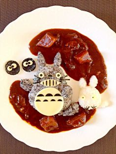 Totoro curry