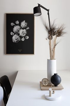 Paeonia Officinalis in our kitchen - via Coco Lapine Design blog