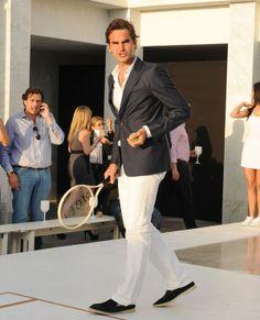 Roger Federer #GQ