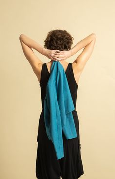 Beam Jacket Mygonos Blue Sustainable Fashion, Beams, Slim, Model, Cotton, How To Wear, Jackets, Shopping, Collection
