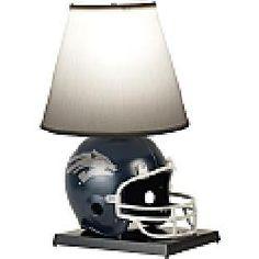 Wincraft Nevada Wolfpack Helmet Lamp