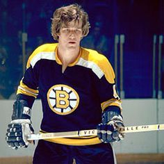 On March Bruins defenseman Bobby Orr scored two goals and added two assists to become the first defenseman in NHL history to score 100 points in a season. Hockey Teams, Ice Hockey, Hockey Stuff, Hockey Pictures, Hockey Boards, Bobby Orr, Boston Bruins Hockey, Hockey World