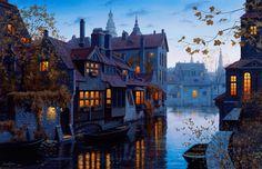 The Art Of Animation, Evgeny Lushpin
