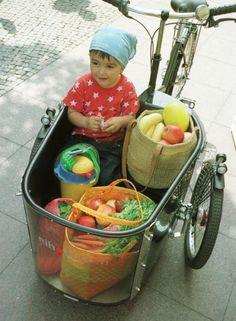 Green Idea: Nihola Tricycle