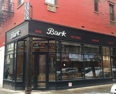 Bark - 155 Bleecker Street Corner of Bleecker & Thompson New York, NY