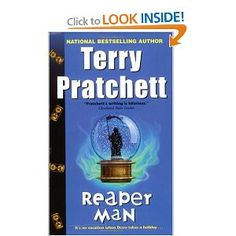 Recommendation: Only if you want to fall in love with Pratchett's books.