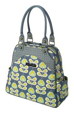 Petunia Pickle Bottom 'Sashay' Diaper Bag, Large available at #Nordstrom (in Timeless Tulips)