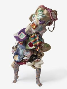 Dancing sculpture from Nick Cave