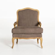 Armchair XV Tight Back Linen - Accent Chairs - Seating - Living - H.D. Buttercup