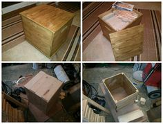 #Chest, #PalletBox, #RecycledPallet