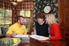 Reliable Heating & Air Electricans will sit with you to find out what your goals are for your electrical system at home. http://reliableair.com/ResidentialServices-68