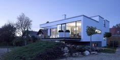Wohntrends: Haus in Deutschland von Liebel Architekten BDA