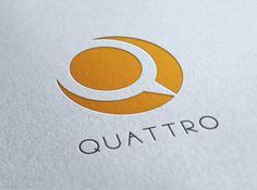 Quattro - Q Letter Logo Template by Mehti Mehtiyev, via Behance