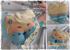 Elsa frozen princess toothfairy