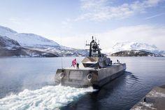 Skjold Class Corvette, AL Norwegia