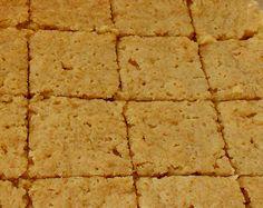 akawest: Butterscotch Brownies