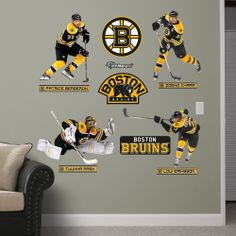 1000 images about boston bruins room ideas on pinterest Bruins room decor