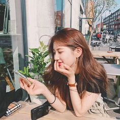 Bae Suzy, Suzy Kpop, Korean Photo, Miss A Suzy, Instyle Magazine, Cosmopolitan Magazine, Cute Girl Face, Ulzzang Korean Girl, Dyed Hair