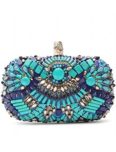 Obsessed with this clutch.......Emilio Pucci Spring 2012