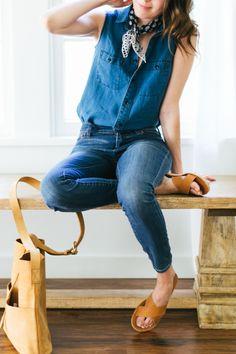 how to wear a bandana: 6 starter tips