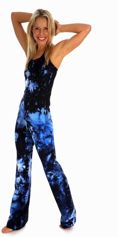 Margarita Midnight Tank Top | Daisy Fitness Wear