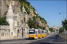 Budapest Buda side Casle Hill , Hungary