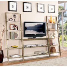"Riverside Furniture Lean Living 50"" TV Stand   Wayfair"