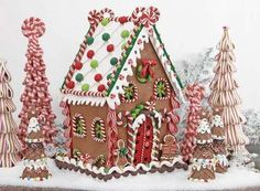 Ginger bread house template for fun for the whole family. Description from pinterest.com. I searched for this on bing.com/images
