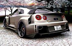 Skyline GTR R35