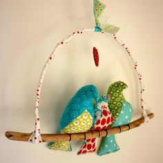 Love Birds with Baby £32.50