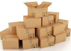 Shipping boxes overseas