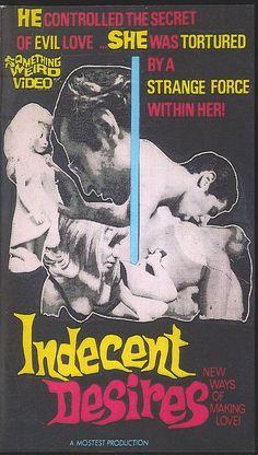 Indecent Desires sexploitation movie