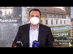 Primarul municipiului Târgoviște, Daniel Cristian Stan, a suusținut o conferință de presă în cadrul căreia a criticat dur Programul de guvernare aprobat de… Tv, Youtube, Fictional Characters, Fantasy Characters, Television Set, Television, Tvs