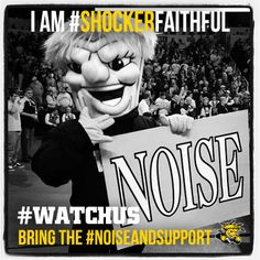 Wu brings the #NOISEandSUPPORT! Do you?