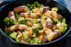 Oszczędne dania obiadowe - 19 pomysłów na tanie i smaczne obiady dla zaradnych - Beszamel.se.pl Kefir, Broccoli, Vegetables, Food, Essen, Vegetable Recipes, Meals, Yemek, Veggies