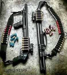 No automatic alt text available. Weapons Guns, Airsoft Guns, Guns And Ammo, Tactical Shotgun, Tactical Gear, Mossberg 500 Tactical, Rifles, Combat Shotgun, Custom Guns