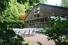 Whonnock Lake Outdoor Wedding Venue in British Columbia